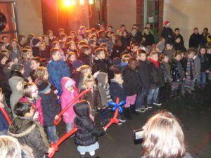 Arbre de Noël des enfants - APEL Ecole Notre Dame